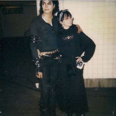 Rita Ryack Costume Designer Michael Jackson S Bad